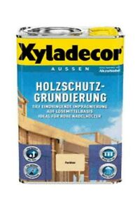 Xyladecor Xylamon 2in1 Holzschutz  HS Farblos 5 L Beule )