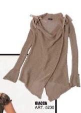 DENNY ROSE CARDIGAN giacca art. 5230 beige oro