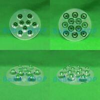 2pcs ~20pcs 30 degree PMMA Lens for 9W 12W 15W 18W 36W LED Lamp Spot Light Bulb