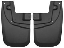 Husky CUSTOM Mud Guards - Front Pair - 56931 - Toyota My Tacoma 2005-2015
