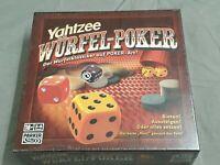 Yahtzee Würfel-Poker Spiel - Gesellschaftsspiel - Hasbro Parker 2006 - Neu & Ovp