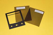 90-96 Corvette Dash Gauge Cluster LCD LED Polarizing Polarization Film Kit 3M