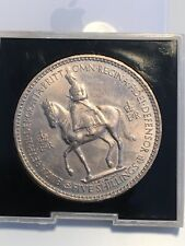More details for 1953 coronation five shilling coin