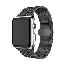 For Apple Watch iWatch 5/4/3/2 Stainless Band Watch Strap Bracelet 38/40/42/44mm