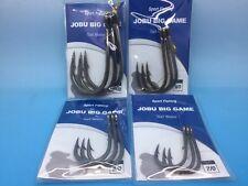 Jobu Hooks  4 Sizes By Asahi Bari  Japan Owner 12 Pcs