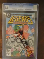 Legends 3 CGC 9.8 First Appearance New Suicide Squad