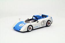 EBBRO 44719 1:43 TOYOTA 7 Japan GP 1969 No.3 Blue