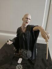 Harry Potter Gentle Giant Voldemort mini bust 554/2500 rare