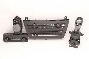 BMW F15 F16 F85 F86 Klimabedienteil Gangwahlschalter Controller CLIMATE Ceramic