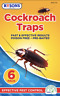 COCKROACH TRAPS KILLER GLUE TRAP CRAWLING INSECT PEST CONTROL - PRO PRODUCT