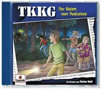 TKKG - 198/DER GOLEM VOM DUNKELSEE   CD NEW