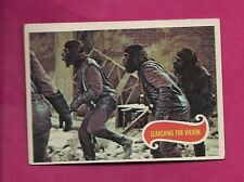 Rare 1967 # 32 Planet Of The Apes Searching For Virdon Ex-Mt Card (Inv# A2530)