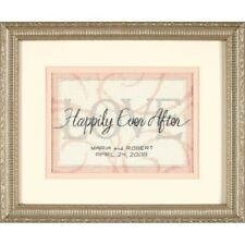 Dimensions Cross Stitch Kit- Happily Ever After Wedding Rec
