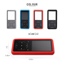 Silicone Protective Case Flexible Cover for Soulcker D16 Mp3 Player Accessories