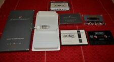 RARE - Delco GM Bose Music System Demonstration Cassette & Head Cleaner Cadillac