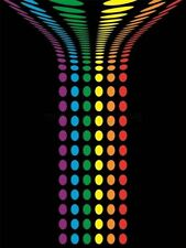 Rainbow Music Art Posters