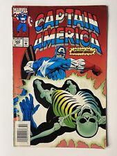 Captain America #420 Marvel 1993 (Skull the Slayer Night Shift Nick Fury)