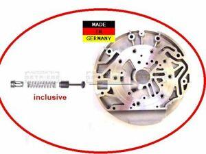 Zwischenplatte 01V321453G ohne Stator mit Mengenventil f. Automatikgetriebe 01V