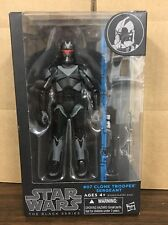 Star Wars The Black Series #07 Clone Trooper Sergeant Custom Painted Figure