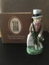 Franklin Mint/Wood &Sons - Dickens Toby Jug Collection - David Copperfield