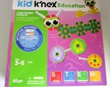"""k'nex Kid Education """"I Can Count """" Building Set 45 Pieces Ages 3-5 Learning"""