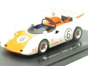 Ebbro Diecast Models 711 Toyota 7 Japan Can Am 1969 No6 1 43 Scale Boxed
