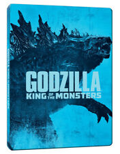 Godzilla: King of the Monsters [2019] (3D + 2D Blu-ray Steelbook) Kyle Chandler