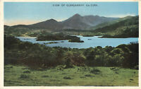 Lovely Rare Vintage Postcard - View of Glengarriff - Co. Cork Ireland Unposted.