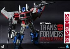 Hot Toys Transformers Optimus Prime Starscream VR
