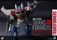 "HOT TOYS THE TRANSFORMERS G1: Optimus Prime (Starscream Version) 12"" Figure"