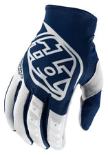 Troy Lee Designs Tld Mens Blue White Gp Mtb Cycling Gloves X Small Xs