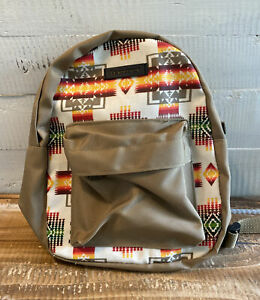 New Pendleton Canopy Canvas Mini Backpack