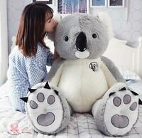 55'' Giant Large big Animal Koala bear plush soft Toys Stuffed Koalas Doll gift