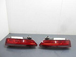 2017 16 18 19 Audi R8 V10 Plus Tail Light Set #4451