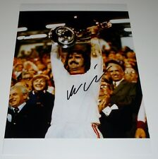 GERD MULLER PERSONALLY HAND SIGNED AUTOGRAPH 12X8 PHOTO GERMANY BAYERN MUNICH