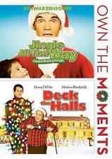 Jingle All Way / Deck the Halls Double Feature DVD, ,