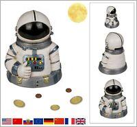 Spardose Astronaut Kosmonaut Taikonaut Raumfahrer Sparschwein Spartopf
