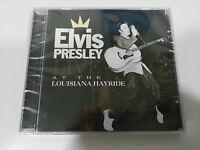 ELVIS PRESLEY AT THE LOUISIANA HAYRIDE CD DYNAMIC 2003 NUEVO NEW DESCATALOGADO