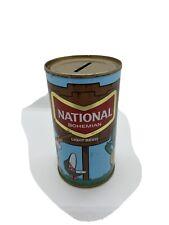Authentic National Bohemian Cartoon Can Bank 1960's Beer Can!