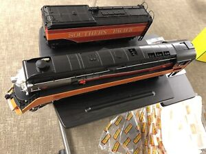 MTH Rail King G Scale GS-4 Northern Locomtovie Southern Pacific Daylight #4449
