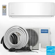 18,000 BTU DUCTLESS MINI-SPLIT HYPER HEAT 20 SEER 230V /60 HZ
