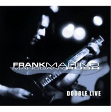 Frank Marino and Mahogany Rush-Double Live  CD NUOVO