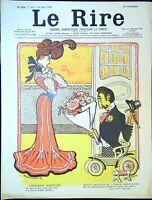 Le RIRE N° 334 du 30  Mars 1901