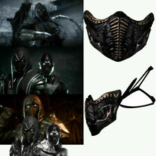 Halloween Mortal Kombat Noob Saibot Cosplay Resin Mask Costume Prop Adult Hot