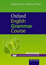 Oxford English Grammar Course: Advanced: with Answers CD-ROM Pack 9780194312509