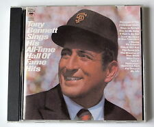 TONY BENNETT...SINGS HIS ALL-TIME HALL OF FAME HITS..CD
