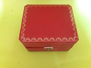 cartier Watch Box for SWISS WATCHES Presentation Box