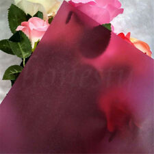 10 Sheet Flower Wrapping Paper Waterproof Florist Art Wedding Bouquet Gift Decor