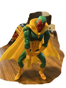 Marvel Legends Avengers: Vision Action Figure Loose