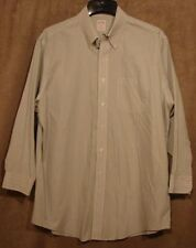 Brooks Brothers Men's Regular Button-Down Standard Cuff Cuff Dress Shirts